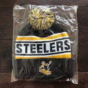 NFL Pittsburgh Steelers Budweiser Toque/Beanie